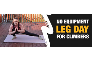 Leg Exercises For Climbing