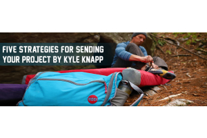 Five Strategies For Sending Your Project by Kyle Knapp