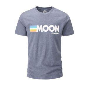 Men's Moon Climbing Logo T-Shirt