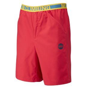Samurai Shorts True Red