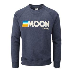 Moon Climbing Crew Neck Sweater