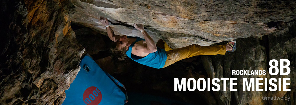 Max Raeuber vs Rocklands' Mooiste Meisie (8B) and more