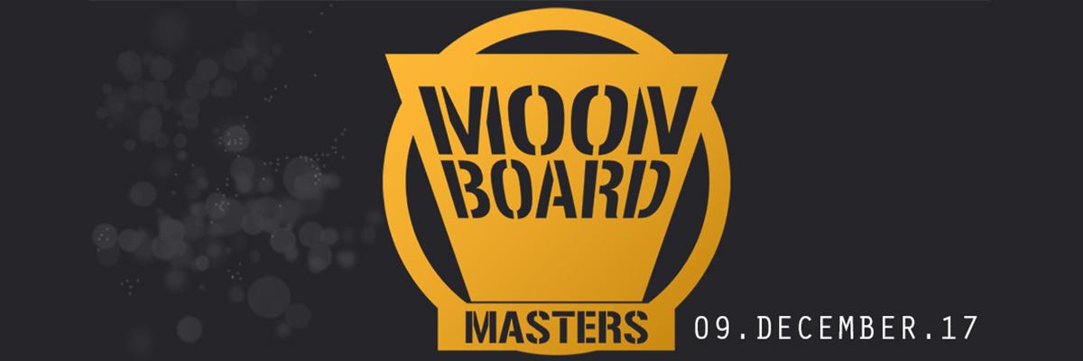 MoonBoard Masters 2017