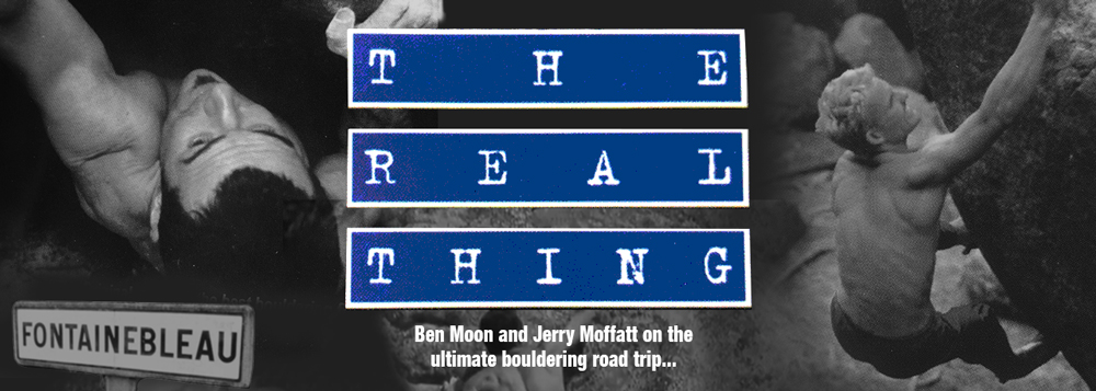 The Real Thing - The Original Bouldering Movie