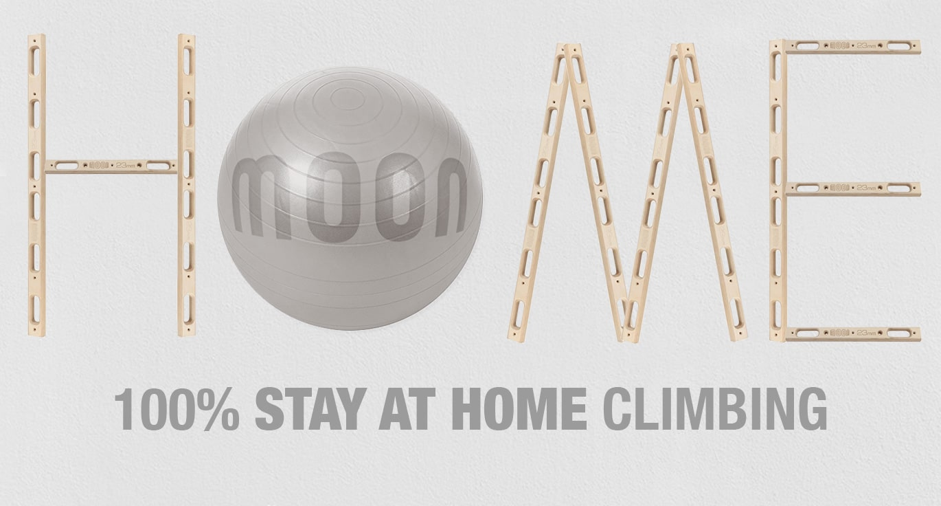 Stay At Home Climbing