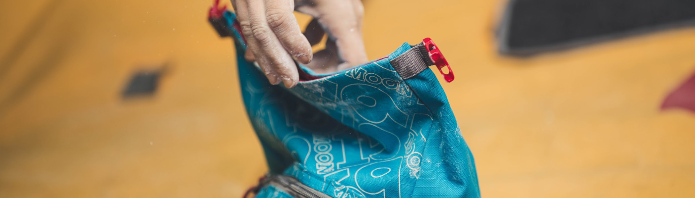 Bouldering Chalk Bags