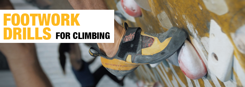VIDEO: Footwork Drills to Improve Your Climbing Technique