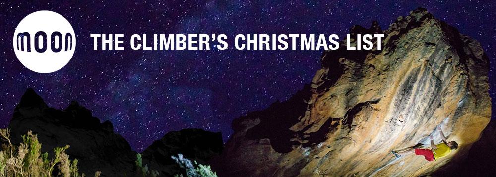 The Climber's Christmas List