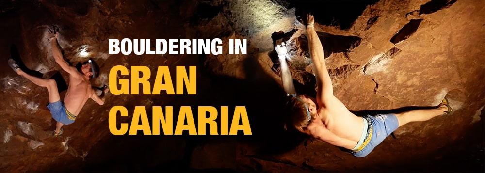 Bouldering in Gran Canaria by Max Raeuber