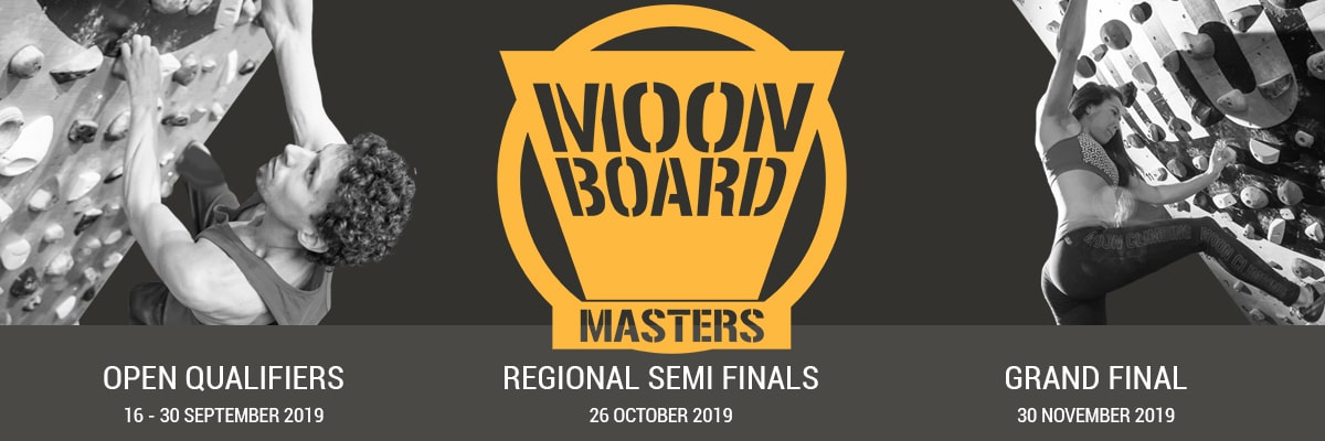 MoonBoard Masters Returns for 2019
