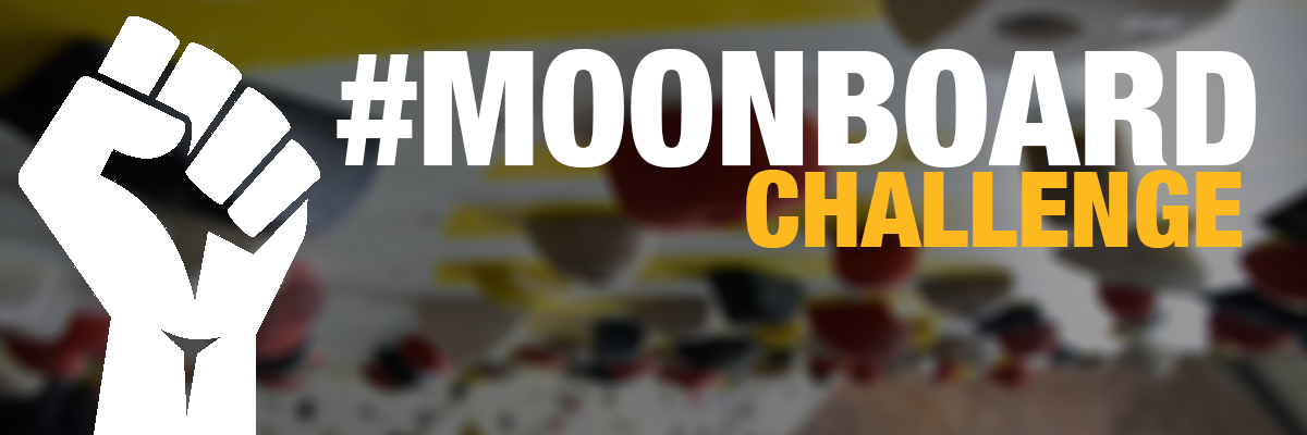 Your First #MoonBoardChallenge