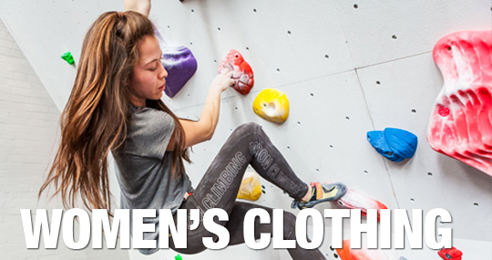 Women's Moon Climbing Clothes