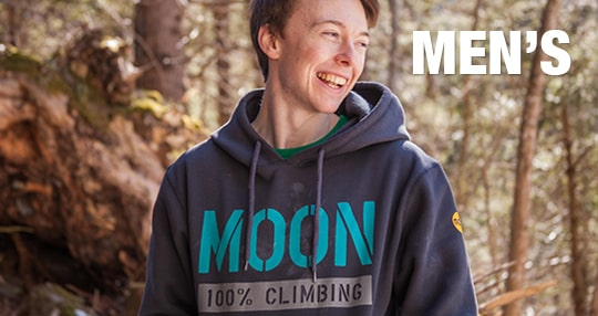 Men's Moon Climbing Clothes