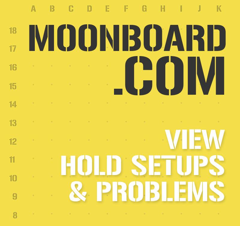 Visit MoonBoard.com